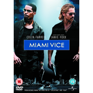 Miami Vice (UK-import) (DVD)