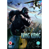 Produktbilde for King Kong (UK-import) (DVD)