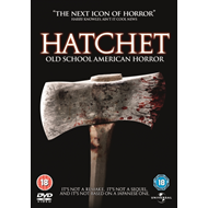 Produktbilde for Hatchet (UK-import) (DVD)
