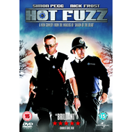 Produktbilde for Hot Fuzz (UK-import) (DVD)