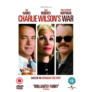 Produktbilde for Charlie Wilson's War (UK-import) (DVD)