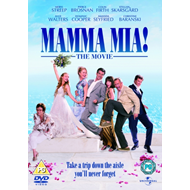 Mamma Mia! (UK-import) (DVD)