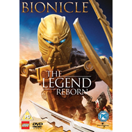 Bionicle: The Legend Reborn (UK-import) (DVD)