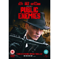 Produktbilde for Public Enemies (UK-import) (DVD)