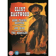 High Plains Drifter/The Beguiled/Joe Kidd (UK-import) (DVD)