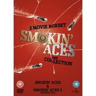 Produktbilde for Smokin' Aces/ Smokin' Aces 2 - Assassin's Ball (UK-import) (DVD)