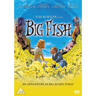 Produktbilde for Big Fish (UK-import) (DVD)