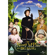 Nanny Mcphee And The Big Bang (UK-import) (DVD)