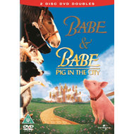 Babe/Babe: Pig In The City (UK-import) (DVD)