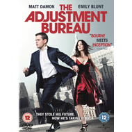Produktbilde for The Adjustment Bureau (UK-import) (DVD)