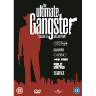 Produktbilde for Ultimate Gangster Collection (UK-import) (DVD)