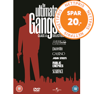 Ultimate Gangster Collection (UK-import) (DVD)