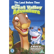 Land Before Time 2 - The Great Valley Adventure (UK-import) (DVD)