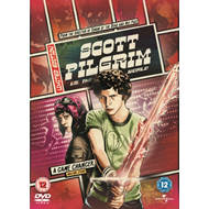 Produktbilde for Scott Pilgrim Vs. The World (UK-import) (DVD)