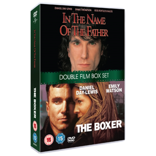 Boxer/In The Name Of The Father (UK-import) (DVD)