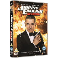 Produktbilde for Johnny English Reborn (UK-import) (DVD)