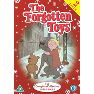 Produktbilde for The Forgotten Toys: The Complete Collection (UK-import) (DVD)