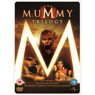 Produktbilde for The Mummy/The Mummy Returns/The Mummy: Tomb of the Dragon Emperor (UK-import) (DVD)