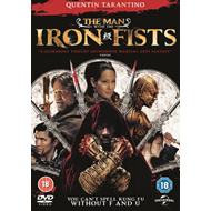 Man With The Iron Fists (UK-import) (DVD)