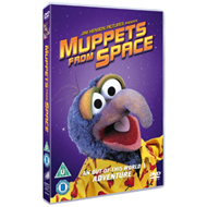 Muppets From Space (UK-import) (DVD)