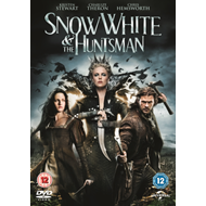 Snow White And The Huntsman (UK-import) (DVD)
