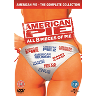 American Pie: All 8 Pieces Of Pie (UK-import) (DVD)