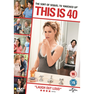 This Is 40 (UK-import) (DVD)