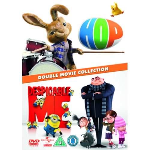 Hop/Despicable Me (UK-import) (DVD)