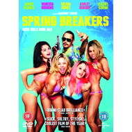 Spring Breakers (UK-import) (DVD)