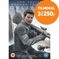 Produktbilde for Oblivion (UK-import) (DVD)