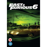 Fast & Furious 6 (UK-import) (DVD)