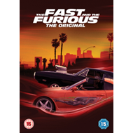 Fast And The Furious (UK-import) (DVD)