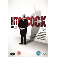 Produktbilde for Hitchcock: Volume 1 (UK-import) (DVD)