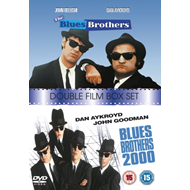 Blues Brothers/Blues Brothers 2000 (UK-import) (DVD)
