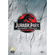 Jurassic Park: Trilogy Collection (UK-import) (DVD)