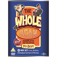 Mr Bean: The Whole Bean - Complete Collection (UK-import) (DVD)