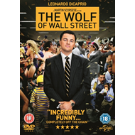 Wolf Of Wall Street (UK-import) (DVD)