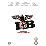 Produktbilde for Inglourious Basterds (UK-import) (DVD)