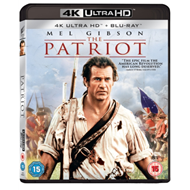 Produktbilde for The Patriot (UK-import) (4K Ultra HD + Blu-ray)
