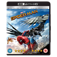 Spider-Man - Homecoming (UK-import) (4K Ultra HD + Blu-ray)