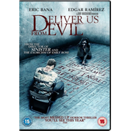 Produktbilde for Deliver Us From Evil (UK-import) (DVD)