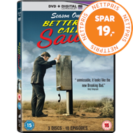 Better Call Saul: Season One (UK-import) (DVD)