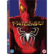 Spider-Man Trilogy (UK-import) (DVD)