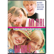 Produktbilde for My Girl/My Girl 2 (UK-import) (DVD)