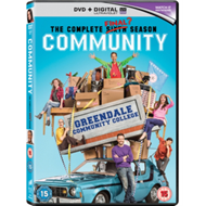 Community: The Complete Sixth Season (UK-import) (DVD)