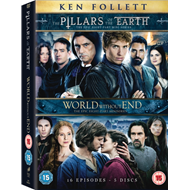 Pillars Of The Earth/World Without End (UK-import) (DVD)