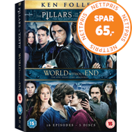 Produktbilde for The Pillars of the Earth/World Without End (UK-import) (DVD)