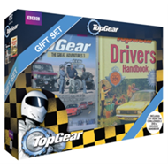Produktbilde for Top Gear - The Challenges: Volume 3 (UK-import) (DVD)