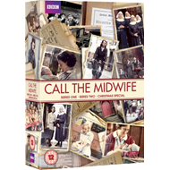 Produktbilde for Call The Midwife: The Collection (UK-import) (DVD)