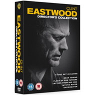 Produktbilde for Clint Eastwood: The Director's Collection (UK-import) (DVD)